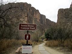 Santa Elena, Big Bend TX - Rio Grande
