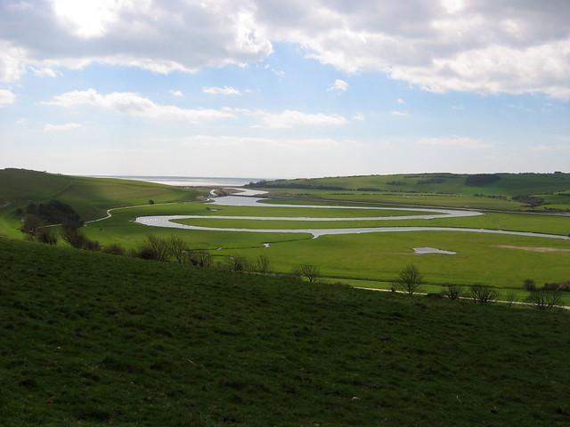 The River Cuckmere