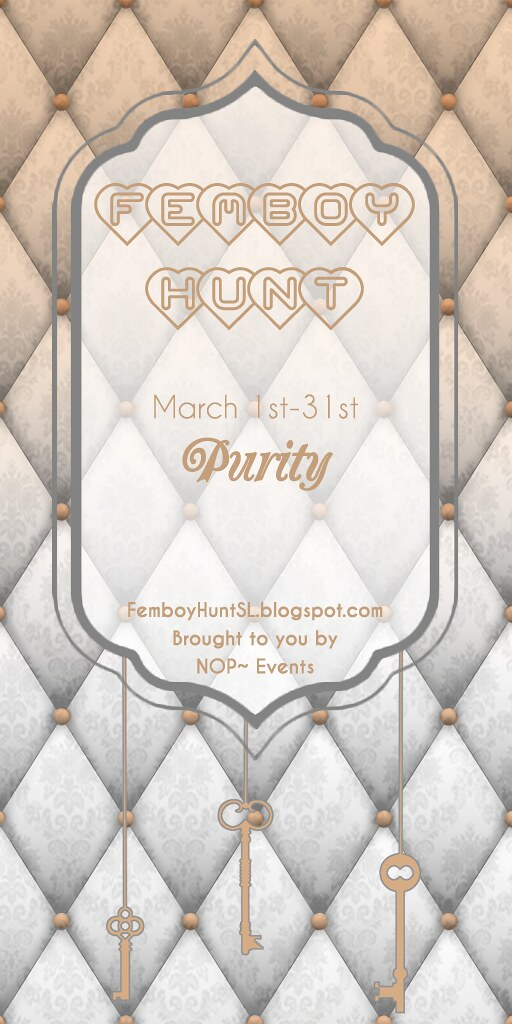 Femboy Hunt 9 Poster - SecondLifeHub.com