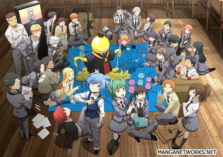 [ Bình chọn ] Top 20 anime hay nhất năm 2016