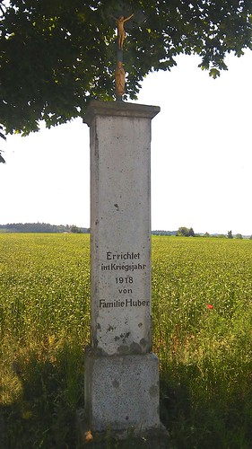 Erected During the War Year 1918