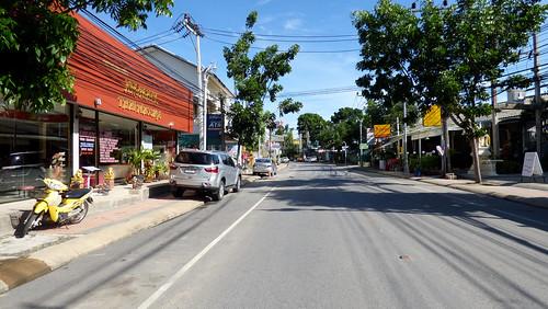 Koh Samui Choengmon Beach Road