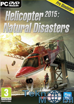 Helicopter 2015 Natural Disasters Full Oyun