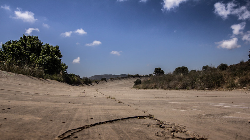 Autódromo de Sitges-Terramar - Disrepair