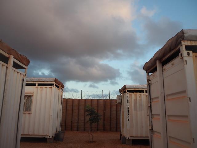 Kismayo skies
