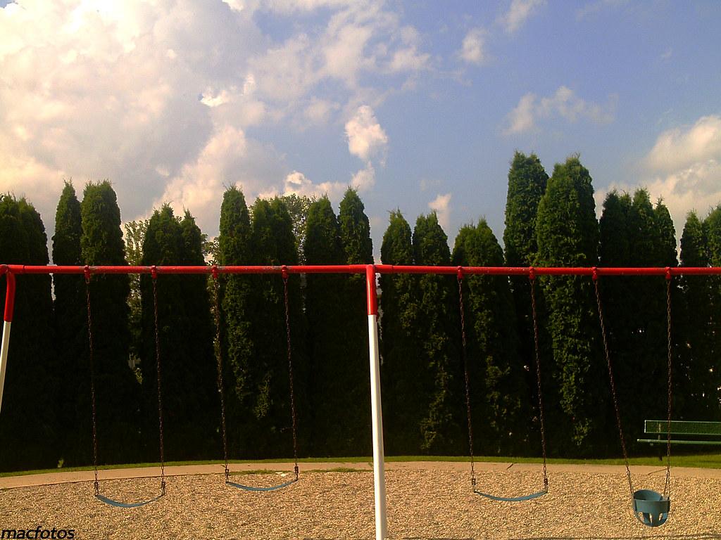 Swingset Scene