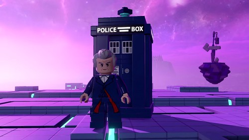 LEGO Dimensions Doctor Who Twelfth Doctor