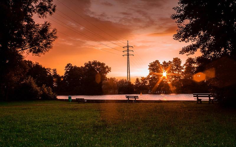 sunrise in july 2015