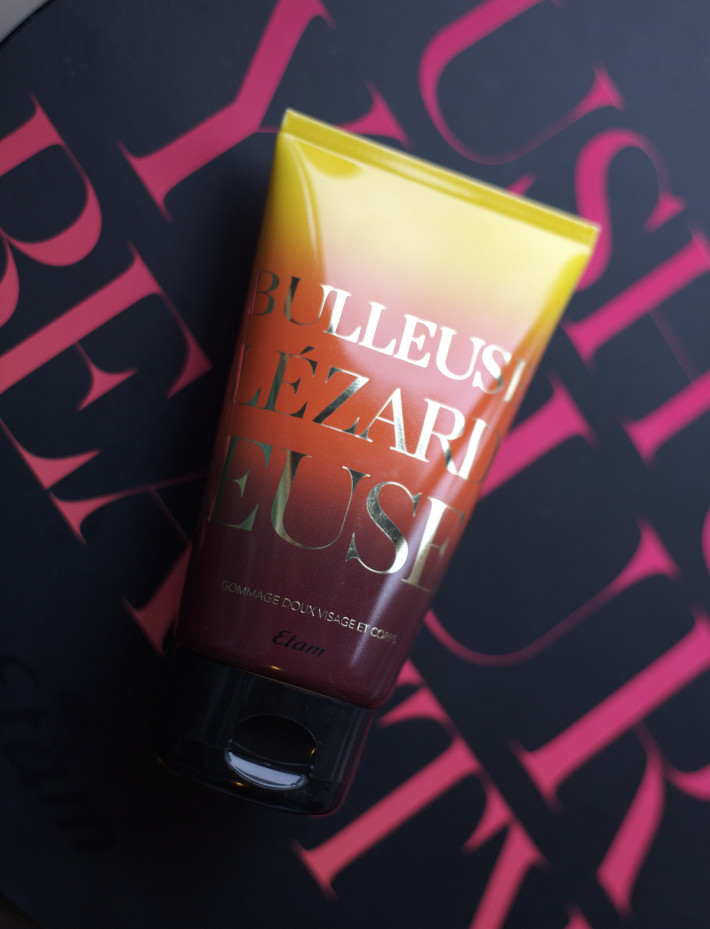 Etam push up your beauty scrub review