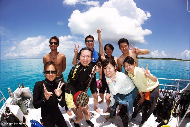 本日の集合写真♪ 2015/07/15
