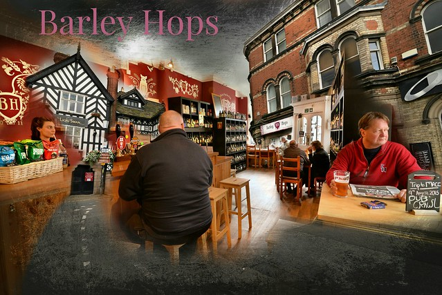 Barley Hops - a beer cafe!