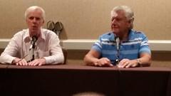 Jeremy Bulloch & Dave Prowse