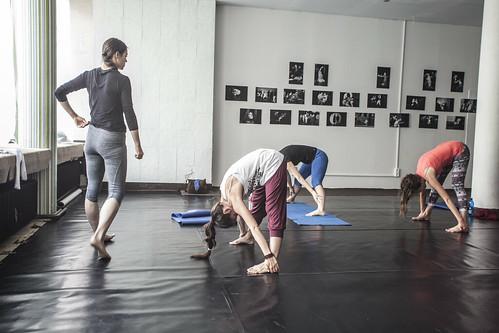 Yoga - Naďa Harmečková