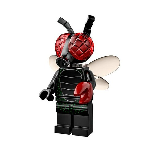 LEGO 71010 Collectible Minifigures Series 14 06 - Fly Monster