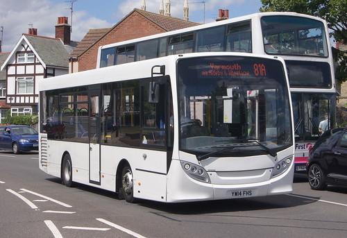 Anglianbus YW14 FWS (c) David Bell