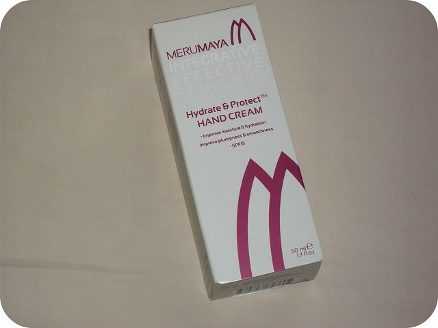 Merumaya Hydrate & Protect Hand Cream Review