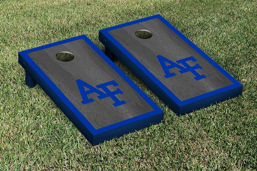 Air Force Academy Falcons Onyx Stained Border Version