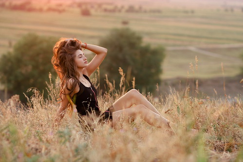 sunset portrait girl canon canonef85mmf18usm canoneos40d