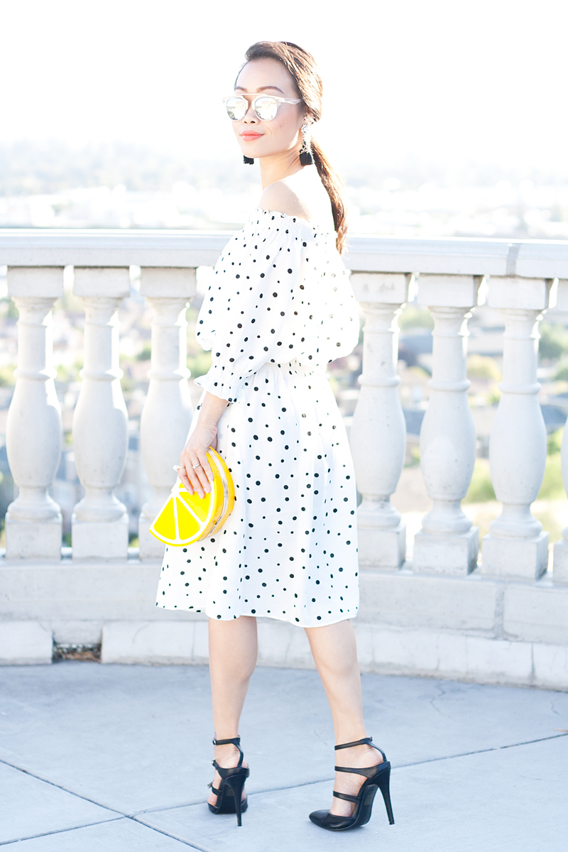 08-lemon-dots-off-shoulder-dress-sf-sanfrancisco-fashion-style