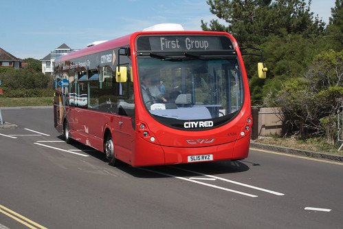 First Hampshire and Dorset 47686 SL15RVZ