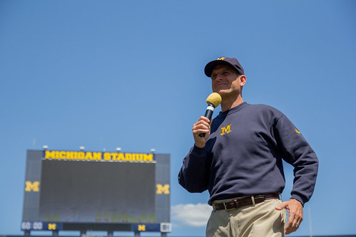 Michigan Football Media Day 2015 (Upchurch)