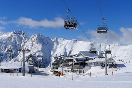 Encyklopedie: Tyrolsko - největší hustota lyžování na světě