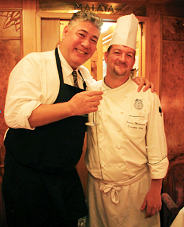 jonathan phang with chef