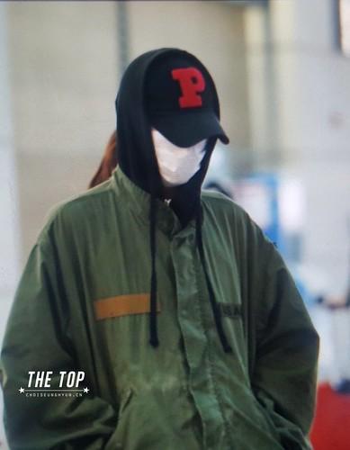 BIGBANG departure Seoul to Fukuoka 2016-12-09 (66)