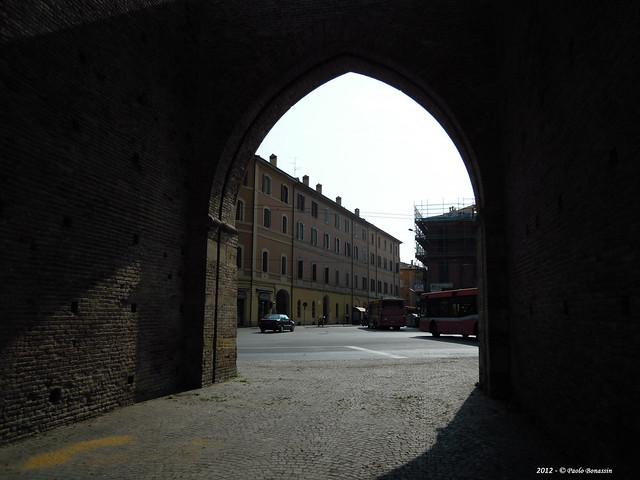 Bologna Porta Maggiore (1), Nikon COOLPIX S640