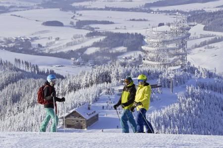 Výhodné skipasy, spousta sněhu a skvělé wellness – to je Dolní Morava