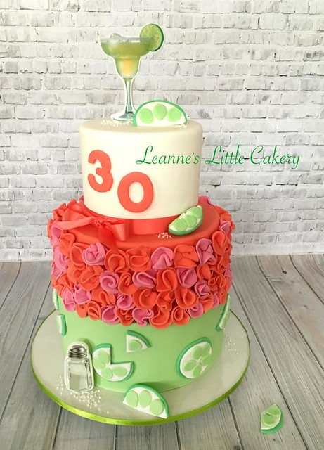The Margarita by Leanne's Little Cakery