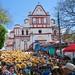 Desfile de Parachicos en Chiapa de Corzo, Mexico. por Alfredo Garza