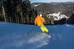 Razula: nejlepší lyžování za poslední léta