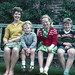 Family at Burton Agnes 1965