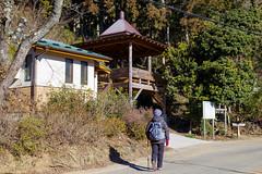 琴平神社着・・・新しいトイレがあります