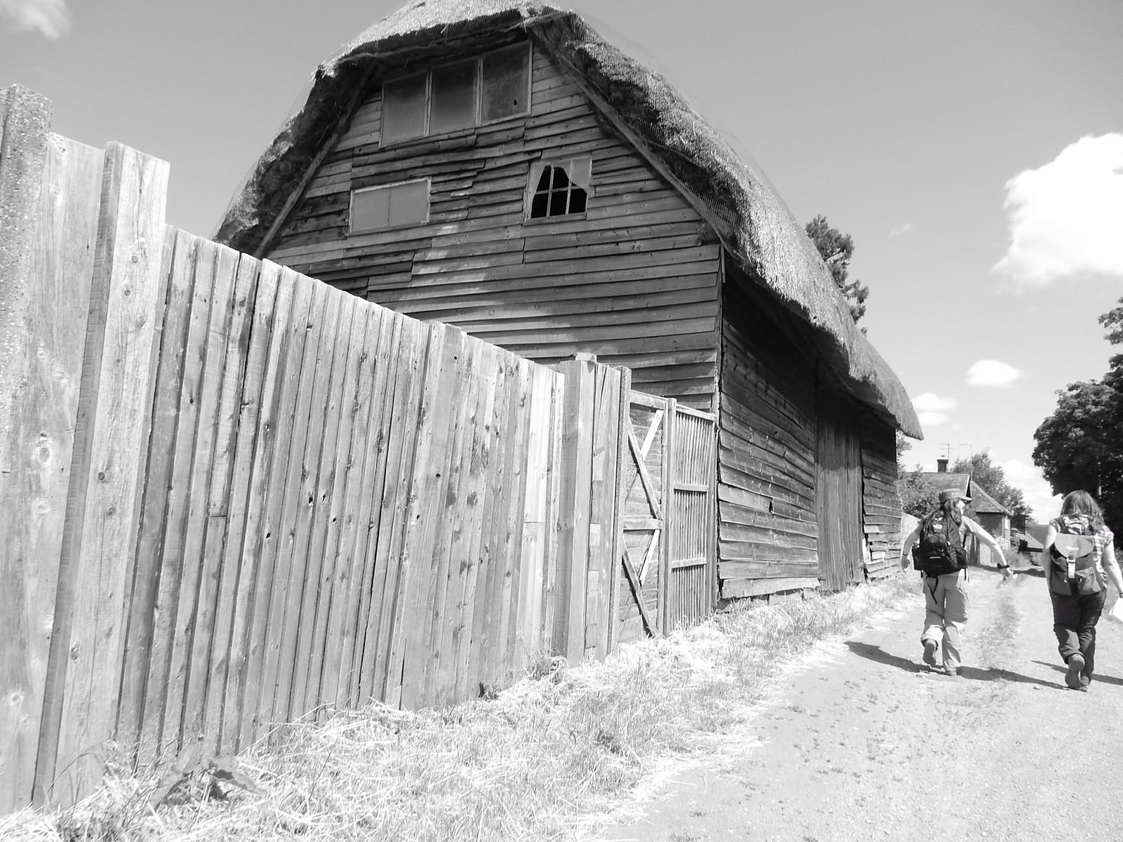 Old barn Didcot Circular