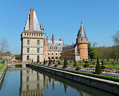 Château de Maintenon, Eure-et-Loir, France