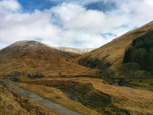 Scottish scene