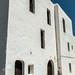 Ibiza - Paredes blancas , cielo azul