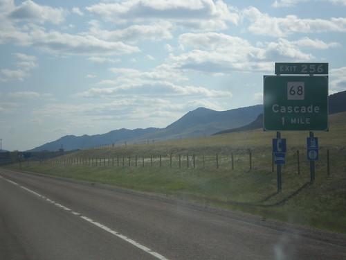 I-15 South - Exit 256