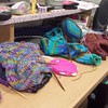 Now this is my idea of a summer break! #knitting #creative #babyknitting #knittersofinstagram  #yarn