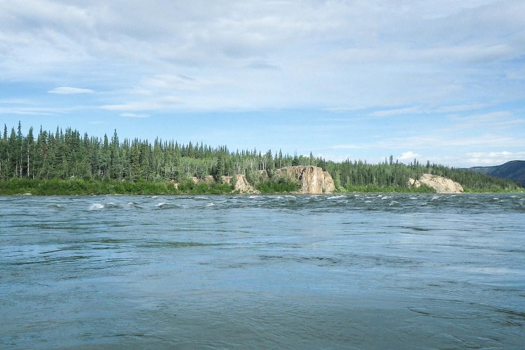 Rink Rapids, Yukon River