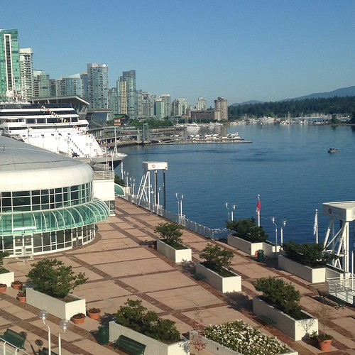 Port of Vancouver, home again
