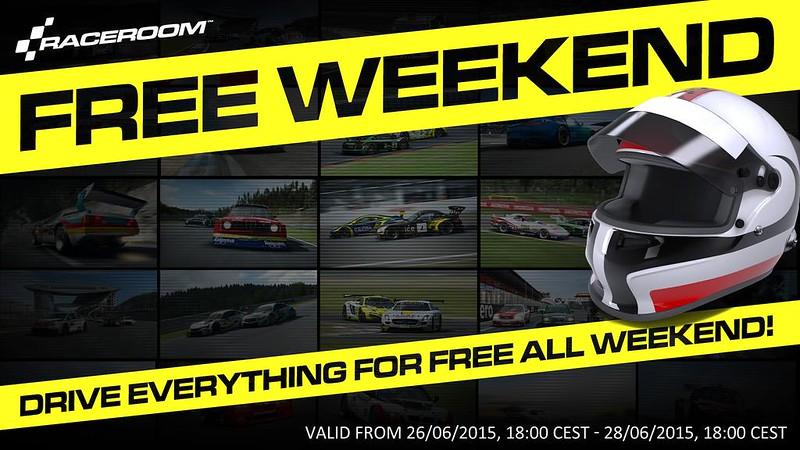 RaceRoom Racing Experience Free Weekend
