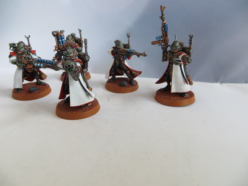 Skitarii Vanguard 1st Troop I