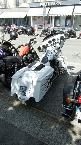 pura razza Harley-Davidson