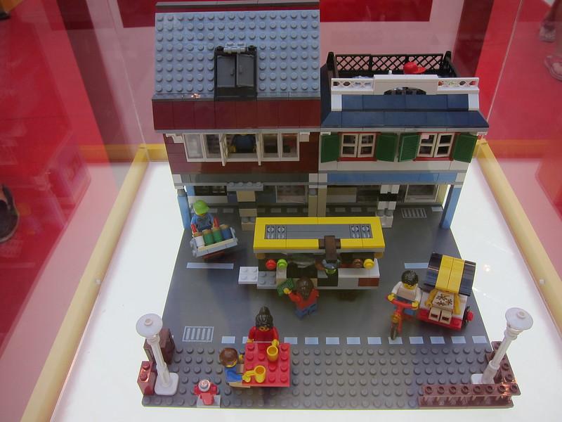 Nostalgic Chinatown Street Scene - 2