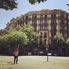 oh hello Barcelona, I missed you #barcelona #catalunya