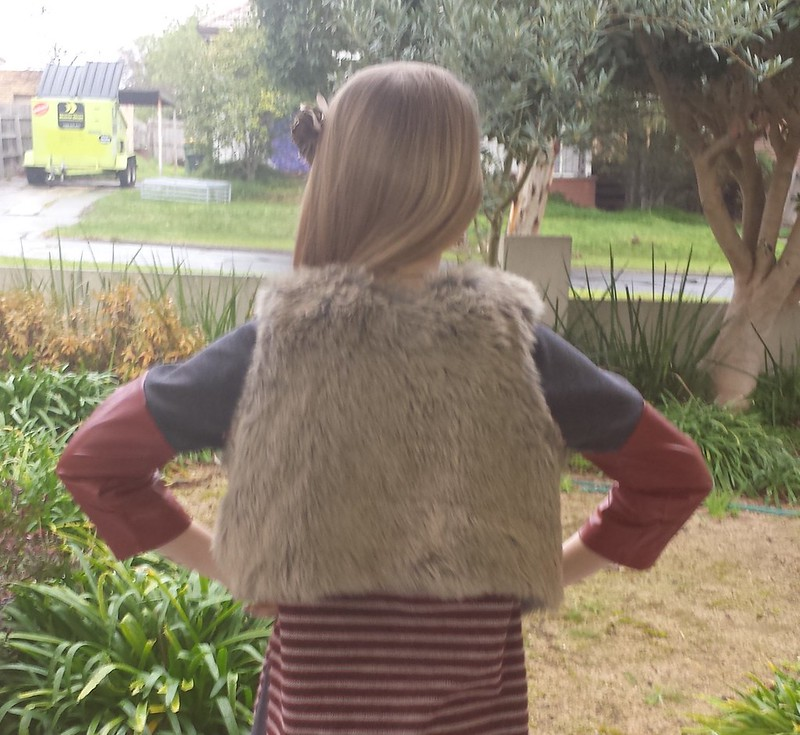 Figgys Lux vest for Clare