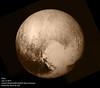Pluto - July 14 2015